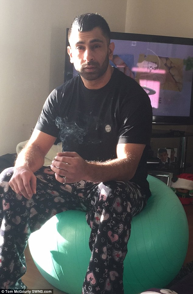 Mohammed Anwaar was jailed last week after admitting to assault and criminal damage, and the new crime of controlling or coercive behaviour