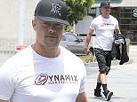 Picture Shows: Josh Duhamel  May 30, 2016    'Transformers' actor Josh Duhamel stops by a Martial Arts class on Memorial Day for a workout in Santa Monica, California.     Josh has been showing his support for Veterans by joining a campaign called #EnlistMe, that creates smart homes for injured veterans.     Exclusive - All Round  UK RIGHTS ONLY    Pictures by : FameFlynet UK © 2016  Tel : +44 (0)20 3551 5049  Email : info@fameflynet.uk.com