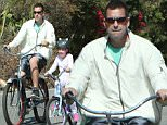 30.May.2016 - Malibu ñ USA\n*** STRICTLY AVAILABLE FOR UK AND GERMANY USE ONLY ***\nMalibu, CA - Adam Sandler and his daughter Sadie Madison go for a bike ride on Memorial Day. The father daughter duo both have huge smiles across their faces as they spend time together outdoors.\nBYLINE MUST READ : AKM-GSI-XPOSURE\n***UK CLIENTS - PICTURES CONTAINING CHILDREN PLEASE PIXELATE FACE PRIOR TO PUBLICATION ***\n*UK CLIENTS MUST CALL PRIOR TO TV OR ONLINE USAGE PLEASE TELEPHONE 0208 344 2007*\n
