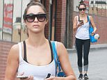 Picture Shows: Cara Santana  May 30, 2016    Pregnant actress Cara Santana is spotted leaving the gym after enjoying a workout in Studio City, California.     Cara is expecting her first child with longtime boyfriend Jesse Metcalfe.     Exclusive - All Round  UK RIGHTS ONLY    Pictures by : FameFlynet UK © 2016  Tel : +44 (0)20 3551 5049  Email : info@fameflynet.uk.com