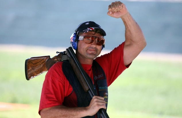 Australia shooting champion Michael Diamond has been charged with drink-driving and firearms offences after an alleged domestic incident with a relative nort...