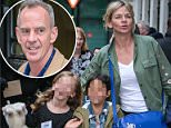 1 June 2016.\nZoe Ball and Norman Cook aka Fatboy Slim leaving BBC Radio Two studios after Zoe finished her Radio show. Her husband Norman Cook aka Fatboy Slim left the studios a couple minutes earlier to avoid being photographed together.  Their daughter, Nelly bought her friend to show where her famous mother works - London\nCredit: GoffPhotos.com   Ref: KGC-130\n \nUK clients should be aware children's faces may need pixelating.