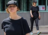 EXCLUSIVE: Rose Byrne is seen wearing all black training clothes as she goes to the gym in New York.\n\nPictured: Rose Byrne \nRef: SPL1287565  310516   EXCLUSIVE\nPicture by: TMNY / Splash News\n\nSplash News and Pictures\nLos Angeles: 310-821-2666\nNew York: 212-619-2666\nLondon: 870-934-2666\nphotodesk@splashnews.com\n