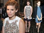 Christian Dior Cruise 2016/17 - afterparty at LouLou's private members club in London.  Pictured: Kate Mara Ref: SPL1291291  310516   Picture by: Splash News  Splash News and Pictures Los Angeles: 310-821-2666 New York: 212-619-2666 London: 870-934-2666 photodesk@splashnews.com