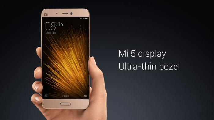 Xiaomi Mi5 Phone