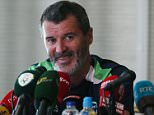 Republic of Ireland assistant coach Roy Keane during a press conference at the Radisson Blu Hotel, Little Island, Cork. PRESS ASSOCIATION Photo. Picture date: Wednesday June 1, 2016. See PA story SOCCER Republic. Photo credit should read: Brian Lawless/PA Wire. RESTRICTIONS: Editorial use only, No commercial use without prior permission, please contact PA Images for further information: Tel: +44 (0) 115 8447447.