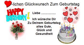 lustige Geburtstagskarten, animierte Geburtstagskarten