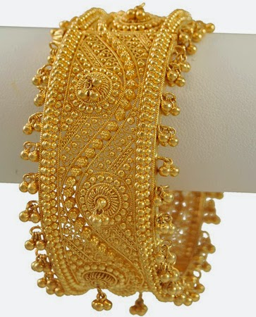 4 gold jewellery 2015 design for women (13)