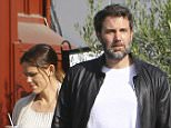 22 April 2016 - Brentwood, CA  - USA\n\n**STRICTLY AVAILABLE FOR UK AND GERMANY USE ONLY**\n\nJennifer Garner and Ben Affleck spend some quality time together with their son Samuel as the family grabs breakfast together at Brentwood Country Mart. Jennifer and Ben have been on rocky ground ever since the cheating scandal with Ben Affleck and the family's now ex-nanny, but the mother and father seem to making an effort to spend time together for their children as they head to a parents' meeting at school after breakfast.\n\nBYLINE MUST READ : AKM-GSI-XPOSURE\n\n***UK CLIENTS - PICTURES CONTAINING CHILDREN PLEASE PIXELATE FACE PRIOR TO PUBLICATION ***\n*UK CLIENTS MUST CALL PRIOR TO TV OR ONLINE USAGE PLEASE TELEPHONE 0208 344 2007*\n\n