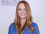 """FILE - MAY 31: TV personality Maci Bookout of """"Teen Mom OG"""" welcomed her third child on May 31, 2016. LONDON, ENGLAND - MARCH 06:  Maci Bookout attends the Bridal Fashion Show at The Grosvenor House Hotel on March 6, 2016 in London, England.  (Photo by John Phillips/Getty Images)"""