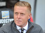 File photo dated 19-09-2015 of Swansea City manager Garry Monk PRESS ASSOCIATION Photo. Issue date: Wednesday June 1, 2016. Former Swansea manager Garry Monk appears to be the man Leeds want to replace Steve Evans. See PA story SOCCER Leeds. Photo credit should read Simon Galloway/PA Wire.