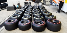 Pirelli reveals Singapore compounds