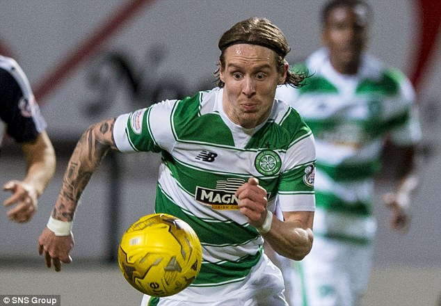 Stefan Johansen has revealed that he is still in contract negotiations with Celtic as his deal runs down