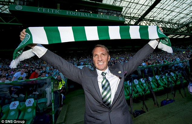 New Celtic boss Brendan Rodgers will have to decide whether to sell Johansen this summer