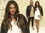 1st June  2016\\n\\nJessica Wright showcases her Jessica Wright Footwear SS16 Collection held at VANILLA, 131 Great Titchfield St, London.\\n\\nHere: Megan McKenna and Pete Wicks\\n\\nCredit: Justin Goff/GoffPhotos.com