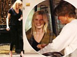 31 May 2016 - London - UK\n\n***EXCLUSIVE PICTURES***\n\nDutch model Lara Stone pictured with new rumoured Australian boyfriend Jordan Barrett as they are pictured enjoying a night out with friends at the trendy Scotts Restaurant in Mayfair!\n\nBYLINE MUST READ : XPOSUREPHOTOS.COM\n\n***UK CLIENTS - PICTURES CONTAINING CHILDREN PLEASE PIXELATE FACE PRIOR TO PUBLICATION ***\n\n**UK CLIENTS MUST CALL PRIOR TO TV OR ONLINE USAGE PLEASE TELEPHONE   44 208 344 2007 **