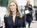 1 Jun 2016  - London  - UK *** EXCLUSIVE ALL ROUND PICTURES *** Donna Air does not seemed too impressed with a passerby taking a picture of her after picking up a little something from Harrods! BYLINE MUST READ : XPOSUREPHOTOS.COM ***UK CLIENTS - PICTURES CONTAINING CHILDREN PLEASE PIXELATE FACE PRIOR TO PUBLICATION *** **UK CLIENTS MUST CALL PRIOR TO TV OR ONLINE USAGE PLEASE TELEPHONE  442083442007