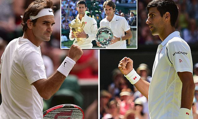 Roger Federer is surfing a wave of support as he prepares for his Wimbledon 2015 final