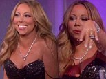 mariah carey jimmy kimmel live