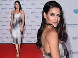 kirsty gallacher\nHope & Homes End the Silence fundraiser, Abbey Road Studios, London, Britain - 1st June 2016