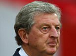 LONDON, ENGLAND - JUNE 02:  Roy Hodgson manager of England looks on prior to the international friendly match between England and Portugal at Wembley Stadium on June 2, 2016 in London, England.  (Photo by Clive Rose/Getty Images)