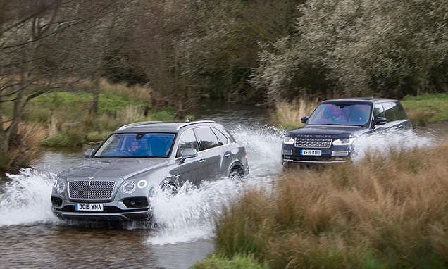 Can Bentley's new Bentayga beat the range topping Range Rover?