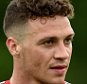 Wales' James Chester and Andy King (right) during a training session at The Vale Resort, Hensol. PRESS ASSOCIATION Photo. Picture date: Wednesday June 1, 2016. See PA story SOCCER Wales. Photo credit should read: Joe Giddens/PA Wire. RESTRICTIONS: Editorial use only, No commercial use without prior permission, please contact PA Images for further information: Tel: +44 (0) 115 8447447.