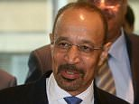 Khalid Al- Falih Minister of Energy. Industry and Mineral Resources of Saudi Arabia arrives prior to the start of a meeting of the Organization of the Petroleum Exporting Countries, OPEC, at their headquarters in Vienna, Austria, Thursday, June 2, 2016. (AP Photo/Ronald Zak)