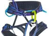 """The """"First Women's Harness"""": Edelrid Solaris"""