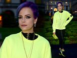 PARIS, FRANCE - JUNE 01:  Lily Allen attends the NikeLab X Olivier Rousteing Football Nouveau Collection Launch Party at Cite Universitaire on June 1, 2016 in Paris, France.  (Photo by Anthony Ghnassia/Getty Images for Nike)