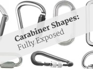 Picking the Best Carabiner by Shape