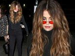 eURN: AD*208311417  Headline: Selena Gomez heads to Up&Down Nightclub after her concert at Barclays Center Caption: New York, NY - Selena Gomez arrives at Up&Down Nightclub after her Revival concert tour stop at Barclays Center. The 23-year-old pop star wore a black turtleneck bodysuit with skinny black jeans, mesh high heels and red tinted glasses. AKM-GSI          June 1, 2016 To License These Photos, Please Contact : Maria Buda (917) 242-1505 mbuda@akmgsi.com sales@akmgsi.com or  Mark Satter (317) 691-9592 msatter@akmgsi.com sales@akmgsi.com Photographer: TYJA  Loaded on 02/06/2016 at 05:49 Copyright:  Provider: T.Jackson/AKM-GSI  Properties: RGB JPEG Image (52488K 1938K 27:1) 3456w x 5184h at 72 x 72 dpi  Routing: DM News : GeneralFeed (Miscellaneous) DM Showbiz : SHOWBIZ (Miscellaneous) DM Online : Online Previews (Miscellaneous), CMS Out (Miscellaneous)  Parking: