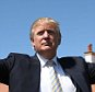 TURNBURRY, SCOTLAND - JUNE 08:  Donald Trump visits Turnberry Golf Club, after its $10 Million refurbishment on June 8, 2015 in Turnberry, Scotland. (Photo by Ian MacNicol/Getty Images)