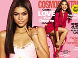 Zendaya covers the July issue of Cosmopolitan (on newsstands June 7). 2016 is well on its way to being the year of Zendaya. The multi-talented actress and platinum-selling recording artist was named the newest face of CoverGirl; Michelle Obama tapped her for the star-studded power anthem ¿This Is for My Girls,¿ benefitting Let Girls Learn; she was cast in the upcoming film reboot of Spider-Man; her new album is in the works; and she just landed her first cover of the world¿s largest women¿s magazine, Cosmopolitan.\n\nThe cover and an inside photo can be downloaded here (be sure to download files, otherwise colors will be off). Below are quotes from the interview, which can be used contingent upon providing a link back to:\nhttp://www.cosmopolitan.com/entertainment/news/a59215/zendaya-july-2016/\n\nPhotos should be credited to James White/Cosmopolitan. Behind-the-scenes footage is available upon request.\n\n***\nZendaya Quotes\nOn the election and voting: ¿There¿s really crazy stuff ha