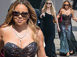 LOS ANGELES, CA - JUNE 01: Mariah Carey is seen at 'Jimmy Kimmel Live' on June 01, 2016 in Los Angeles, California.  (Photo by RB/Bauer-Griffin/GC Images)