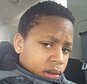 This image provided by the City of Detroit Police Department shows Deontae Mitchell. Police say surveillance video from a neighborhood market shows a man abducting the 13-year-old Detroit boy. An Amber Alert was issued earlier Wednesday, June 1, 2016, for Deontae. (City of Detroit Police Department via AP)