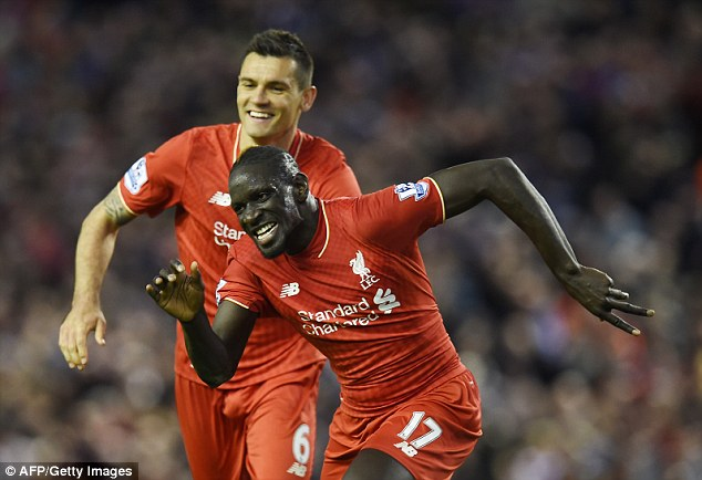 Liverpool's Sakho scored a crucial goal in his side's extraordinary 4-3 victory over Borussia Dortmund