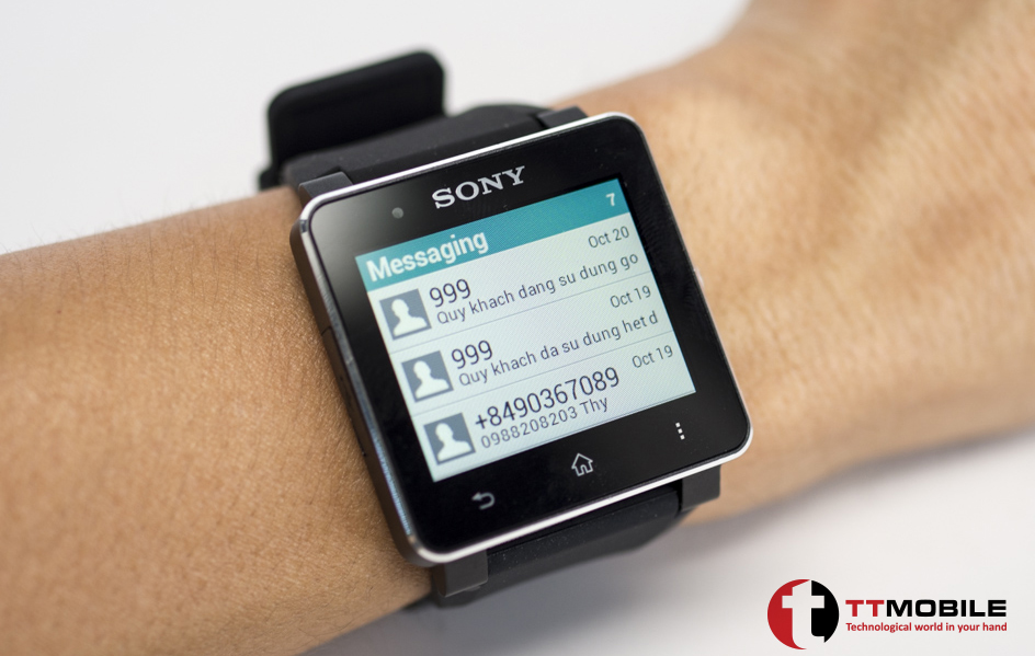 Smartwatch Sony 2 SW2