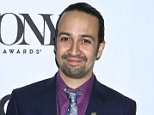 Mandatory Credit: Photo by Gregory Pace/BEI/Shutterstock (5673725bi) Lin-Manuel Miranda Tony Awards Meet the Nominees photocall, New York, America - 04 May 2016