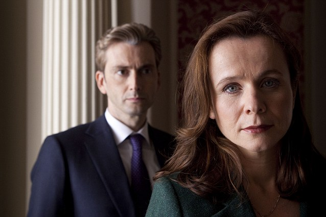 The Politician's Husband, starring David Tennant, and Emily Watson, may reflect a truth that most men feel destabilised if their wife becomes more successful