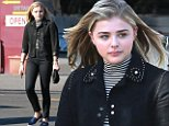 eURN: AD*208416007  Headline: *EXCLUSIVE* A stylish Chloe Grace Moretz makes a visit to the Car Wash Caption: 2.June.2016 - West Hollywood ñ USA *** EXCLUSIVE ALL ROUND PICTURES *** *** STRICTLY AVAILABLE FOR UK AND GERMANY USE ONLY *** West Hollywood, CA - Chloe Grace Moretz takes her car to be cleaned at West Hollywood Car Wash. The 19-year-old actress is wearing black skinny jeans and a striped turtleneck paired with a studded denim jacket and platform sneakers. BYLINE MUST READ : AKM-GSI-XPOSURE ***UK CLIENTS - PICTURES CONTAINING CHILDREN PLEASE PIXELATE FACE PRIOR TO PUBLICATION *** *UK CLIENTS MUST CALL PRIOR TO TV OR ONLINE USAGE PLEASE TELEPHONE 0208 344 2007* Photographer: AKM-GSI-XPOSURE  Loaded on 03/06/2016 at 05:28 Copyright:  Provider: AKM-GSI-XPOSURE  Properties: RGB JPEG Image (19997K 1313K 15.2:1) 2133w x 3200h at 72 x 72 dpi  Routing: DM News : GroupFeeds (Comms), GeneralFeed (Miscellaneous) DM Showbiz : SHOWBIZ (Miscellaneous) DM Online : Online Previews (
