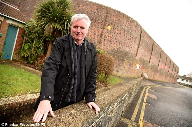 Dorset TV producer Nick Gilbey, pictured, who made a documentary about Brown, welcomed the news