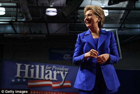 Seeing double? Ardent Clinton supporters are ignoring her denials and began drumming up support with automated phone messages