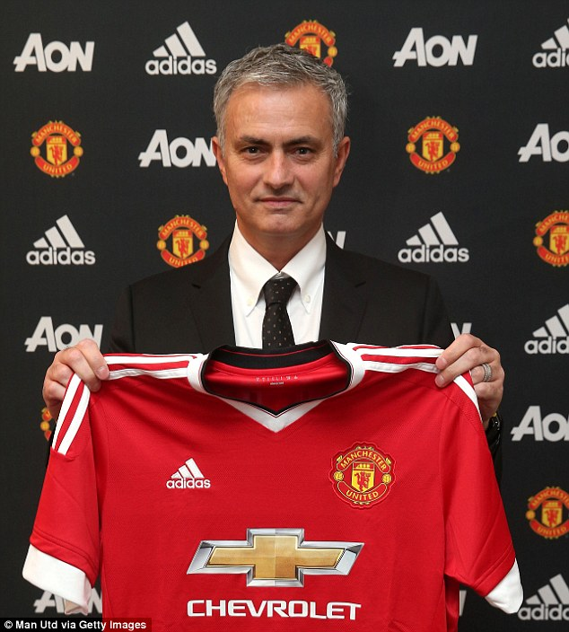 Manchester United confirmed the appointment of Jose Mourinho as the club's new manager on Friday