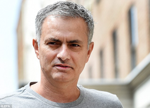 Mourinho will have £200million to spend this summer as he looks to build a title-challenging squad