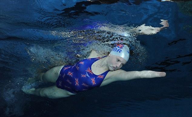 One to watch: Louise Watkins won four medals in Beijing despite her tender years