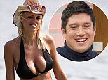 """EXCLUSIVE UKH Mandatory Credit: Photo by REX/Shutterstock (1110579c) Rhian Sugden Rhian Sugden in Ibiza - 12 Jul 2008 Vernon Kay has branded himself """"stupid"""" after admitting to sending 'sex' texts to five different women. The TV presenter was caught out after glamour model Rhian Sugden, 23, revealed the racy messages he had sent her. The pair apparently began swapping texts after meeting in a nightclub in Kay's hometown of Bolton. As well as texts the pair also enjoyed exchanges on Twitter and using Skype. Following the revelation, the Radio 1 DJ said he had """"let down"""" his wife, Strictly Come Dancing host Tess Daly, and their two young daughters. According to Kay the text exchanges started off as innocent but developed into something more explicit. The 35-year-old denied having sex with anyone he had been texting."""