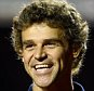 RIO DE JANEIRO, BRAZIL - FEBRUARY 16:  Brazilian former player Gustavo Kuerten is presented a plaque commemorating center court being named in his honor during a ATP Rio Open 2016 at Jockey Club Rio de Janeiro on February 16, 2016 in Rio de Janeiro, Brazil.  (Photo by Buda Mendes/Getty Images)