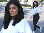 eURN: AD*208416326  Headline: *EXCLUSIVE* Curves and Contour! Kylie Jenner keeps it casual in leggings Caption: 2.June.2016 - Van Nuys ñ USA *** EXCLUSIVE ALL ROUND PICTURES *** *** STRICTLY AVAILABLE FOR UK AND GERMANY USE ONLY *** Van Nuys, CA - Kylie Jenner is seen arriving to a friend's house. The reality tv star shows off her curves wearing leggings and a sweatshirt paired with white sneakers. Kylie sports her signature makeup look with her highly desired Kylie Lip Kit colors.  BYLINE MUST READ : AKM-GSI-XPOSURE ***UK CLIENTS - PICTURES CONTAINING CHILDREN PLEASE PIXELATE FACE PRIOR TO PUBLICATION *** *UK CLIENTS MUST CALL PRIOR TO TV OR ONLINE USAGE PLEASE TELEPHONE 0208 344 2007*  Photographer: AKM-GSI-XPOSURE  Loaded on 03/06/2016 at 05:36 Copyright:  Provider: AKM-GSI-XPOSURE  Properties: RGB JPEG Image (39749K 1520K 26.2:1) 3007w x 4512h at 200 x 200 dpi  Routing: DM News : GroupFeeds (Comms), GeneralFeed (Miscellaneous) DM Showbiz : SHOWBIZ (Miscellaneous) DM Onlin