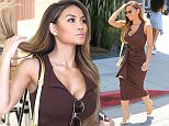 June 02, 2016    Actress and bikini model Daphne Joy was spotted shopping in West Hollywood, California. She recently split from boyfriend Jason Derulo and was seen getting her retail therapy on.     Non-Exclusive  UK RIGHTS ONLY    Pictures by : FameFlynet UK © 2016  Tel : +44 (0)20 3551 5049  Email : info@fameflynet.uk.com